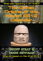 The Olmec Origins of the Mayan 2012 Calendar