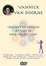 Yannick Van Dorne - Ancient Techniques Applied to Food Production