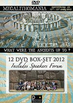 Megalithomania 2012 - 12 DVD BOX-SET