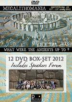 Megalithomania 2012 – 12 DVD BOX-SET