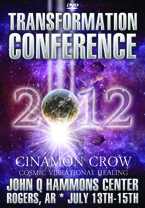 Cinnamon Crow-Cosmic Vibrational Healing