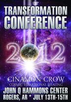 Cinnamon Crow-Cosmic Vibrational Healing