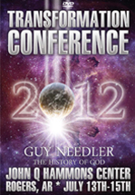 Guy Needler - A History of God