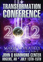 Maria Wheatley - Divining the Earth Force
