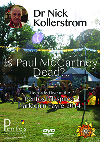 Dr Nick Kollerstrom - Is Paul McCartney Dead?